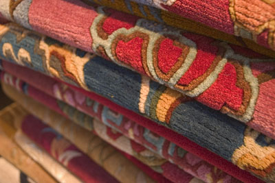 imported rugs at rubaiyat
